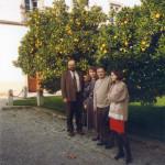 A parte não oficial da visita do Presidente da Câmara Suprema de Controlo a Portugal Prof. Dr. Lech Kaczyński