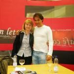 com José Eduardo Agualusa. Lisboa
